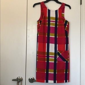 Trina Turk Plaid Dress